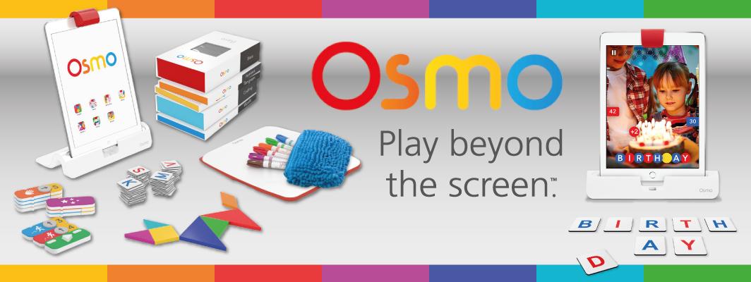 Osmo Play voor iPad nu verkrijgbaar bij De Rekenwinkel!