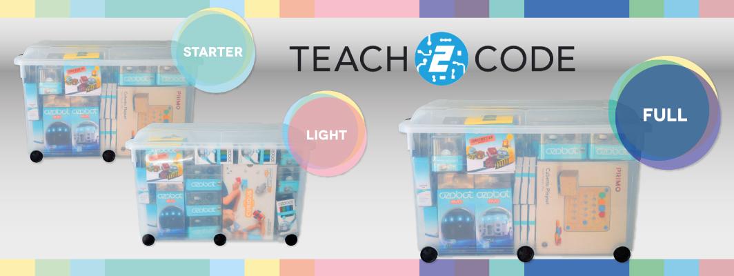 Teach2Code met Ozobot