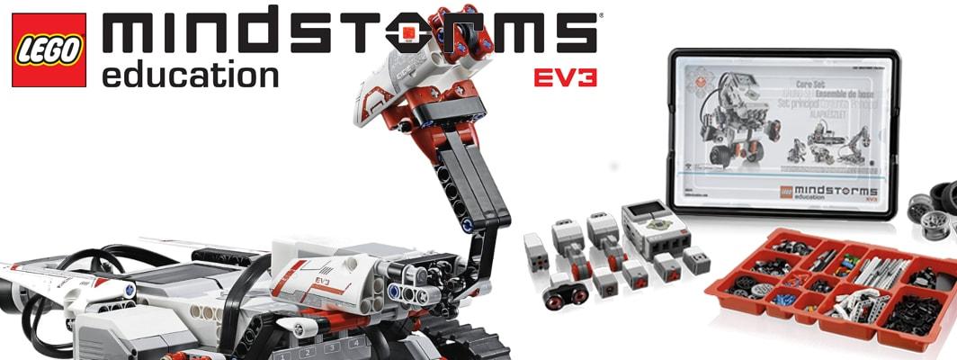 LEGO Mindstorms EV3 bij De Rekenwinkel!