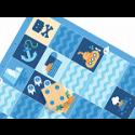 Cubetto Blauwe Oceaan Set