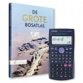 De Grote Bosatlas 55e Editie met CS-FX82ESPLUS