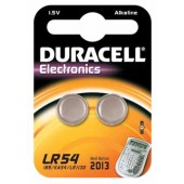 Duracell LR54 knoopcel