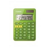 Canon LS-100K rekenmachine groen