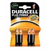 Duracell extra setje AAA batterijen