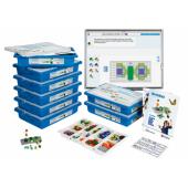 LEGO MoreToMath Groepsset voor 16 leerlingen