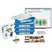 LEGO MoreToMath Groepsset voor 8 leerlingen