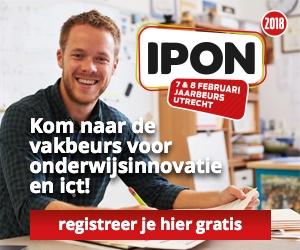 Registreer je gratis voor de IPON 2018!